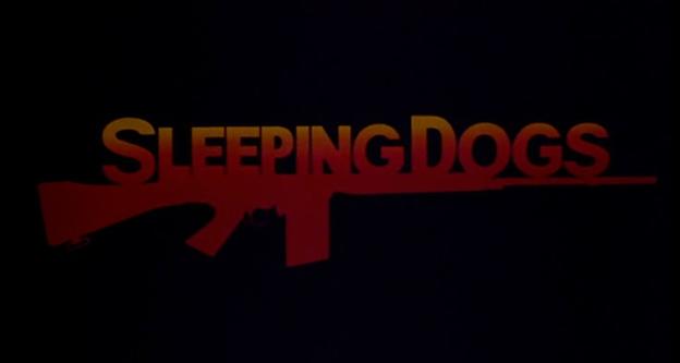 Sleeping Dogs title screen
