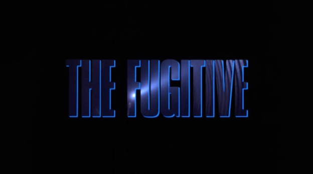 The Fugitive title screen