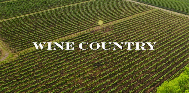 Wine Country title screen