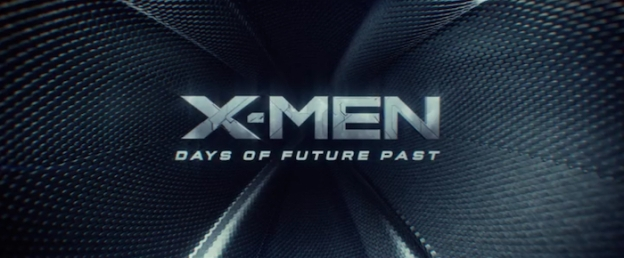 X-Men: Days Of Future Past title screen