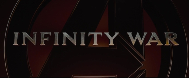 Avengers: Infinity War title screen