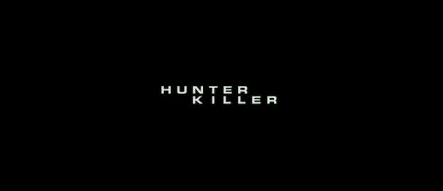 Hunter Killer title screen
