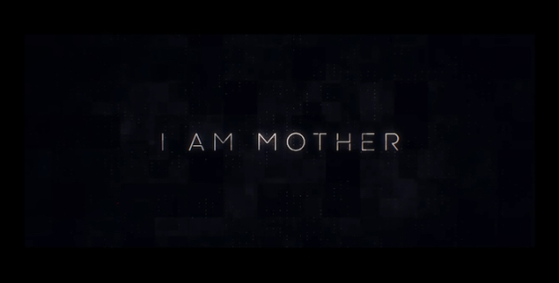I Am Mother title screen