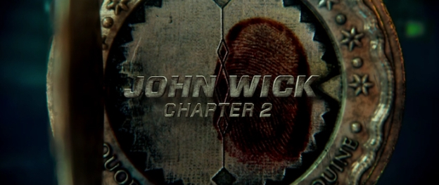 John Wick: Chapter 2 title screen