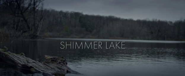 Shimmer Lake title screen