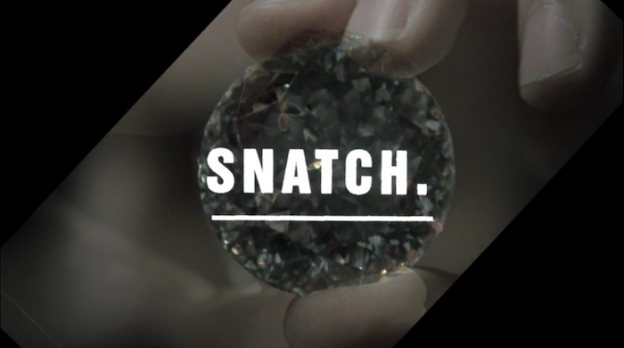 Snatch title screen