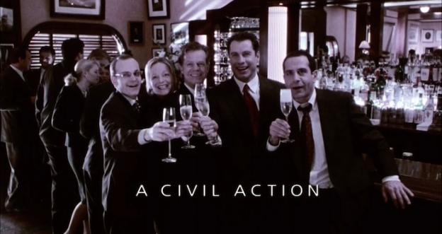 A Civil Action title screen