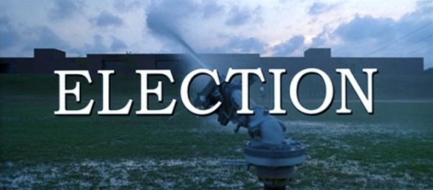 Election title screen