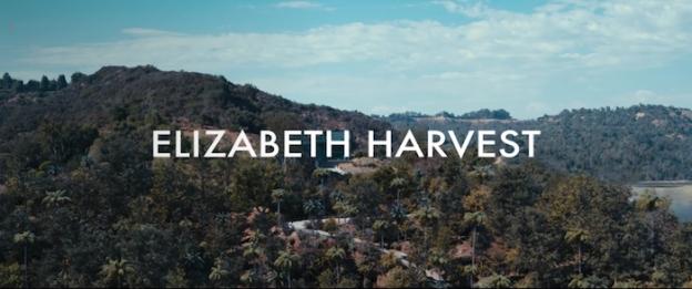 Elizabeth Harvest title screen
