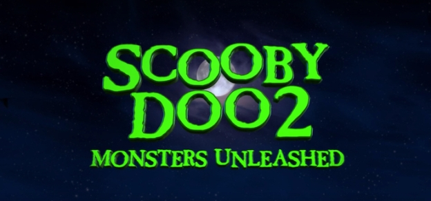 Scooby-Doo 2: Monsters Unleashed title screen