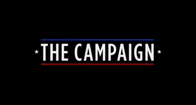 The Campaign title screen