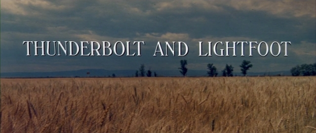 Thunderbolt And Lightfoot title screen