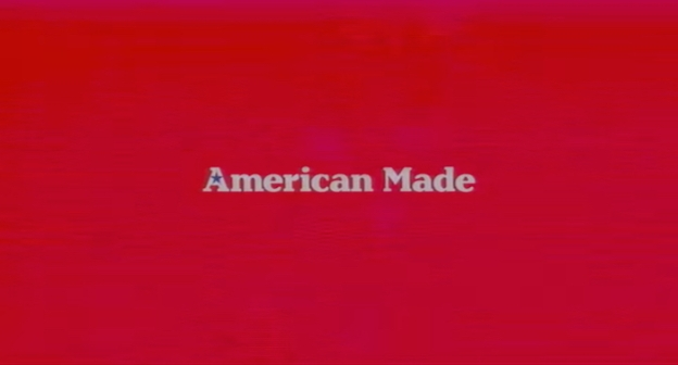 American Made title screen
