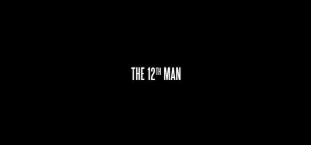 Den 12 Mann title screen