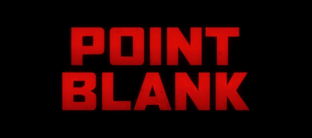 Point Blank (2019) title screen