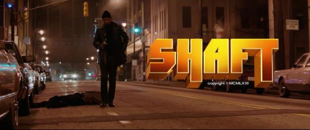 Shaft (2019) title screen