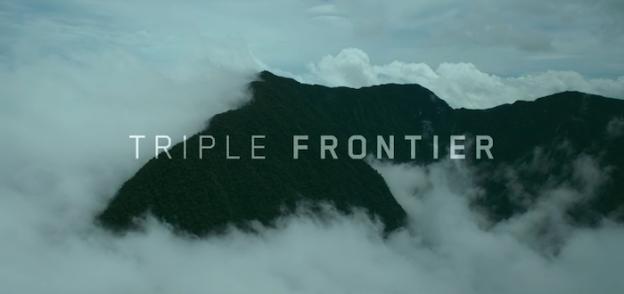 Triple Frontier title screen