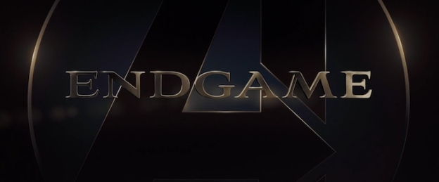 Avengers: Endgame title screen