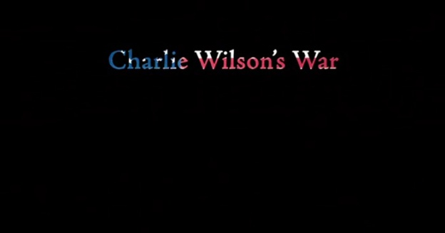 Charlie Wilson's War title screen