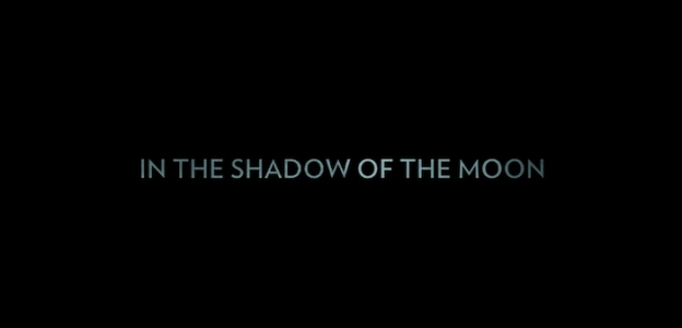 In The Shadow Of The Moon title screen