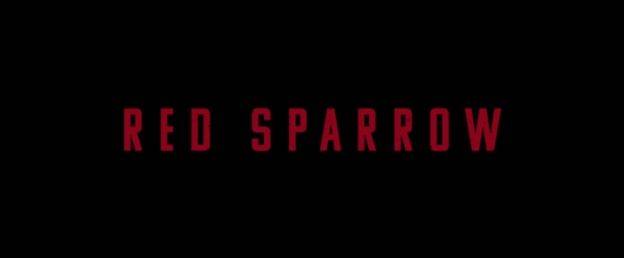 Red Sparrow title screen
