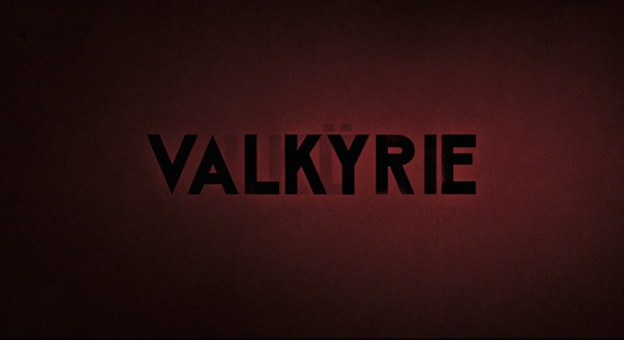 Valkyrie title screen