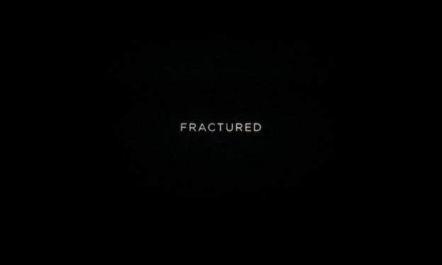 Fractured title screen