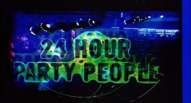 24 Hour Party People title screen