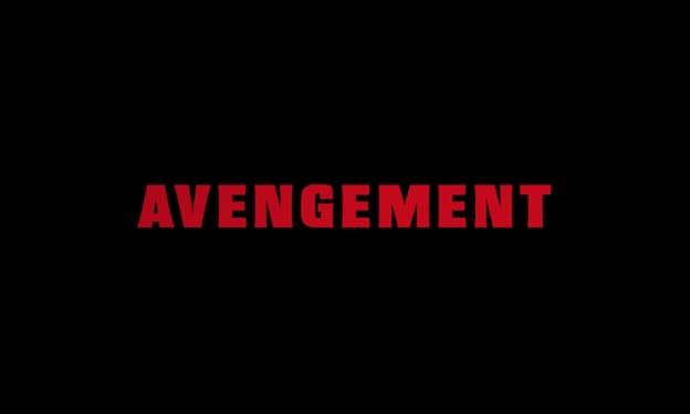 Avengement title screen