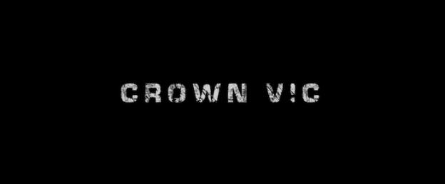 Crown Vic title screen
