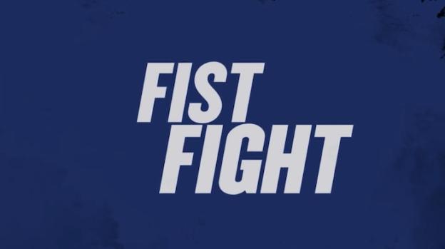 Fist Fight title screen