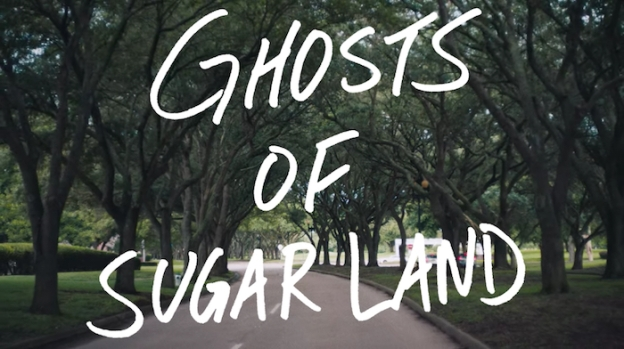 Ghosts Of Sugar Land title screen