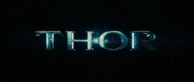 Thor title screen