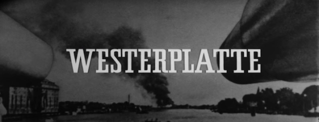 Westerplatte title screen
