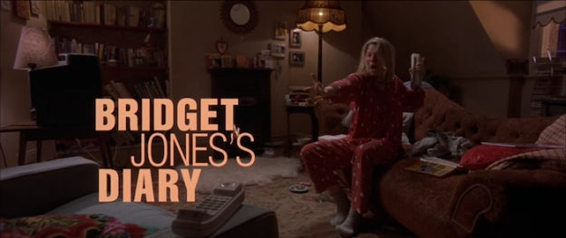 Bridget Jones's Diary title screen