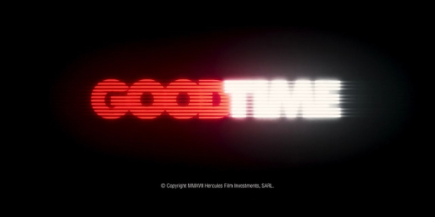 Good Time title screen