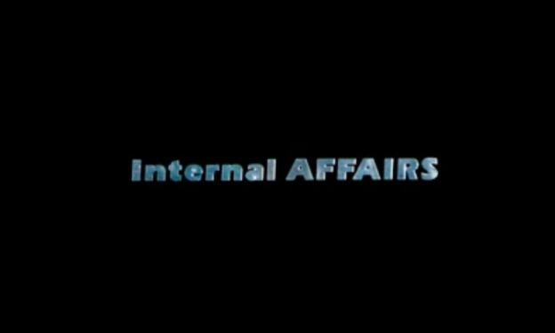 Internal Affairs title screen