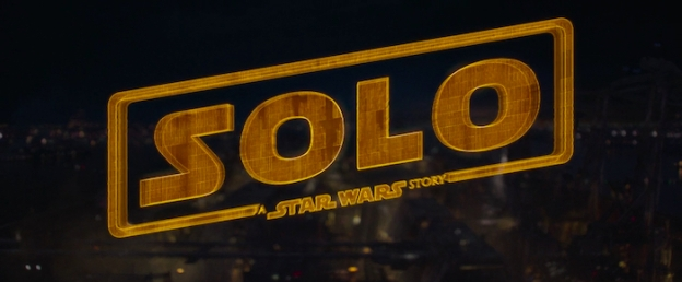 Solo: A Star Wars Story title screen