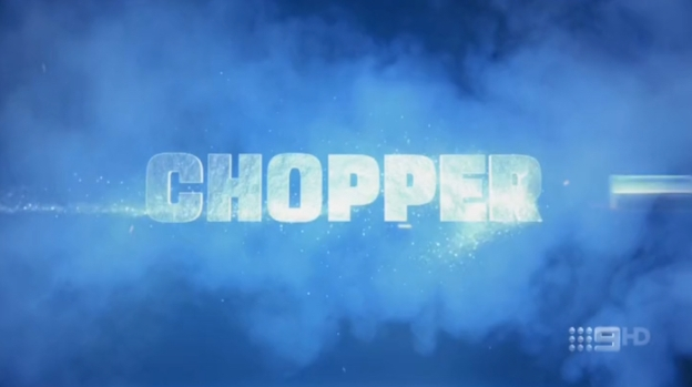 Underbelly Files: Chopper title screen
