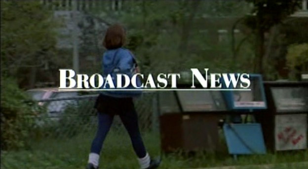 Broadcast News title screen