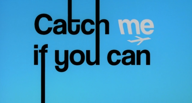 Catch Me If You Can title screen
