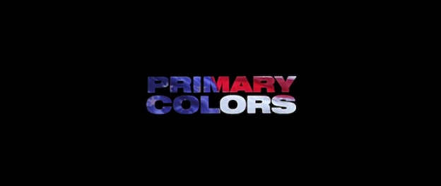 Primary Colors title screen