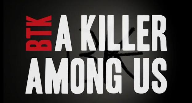 BTK: A Killer Among Us title screen