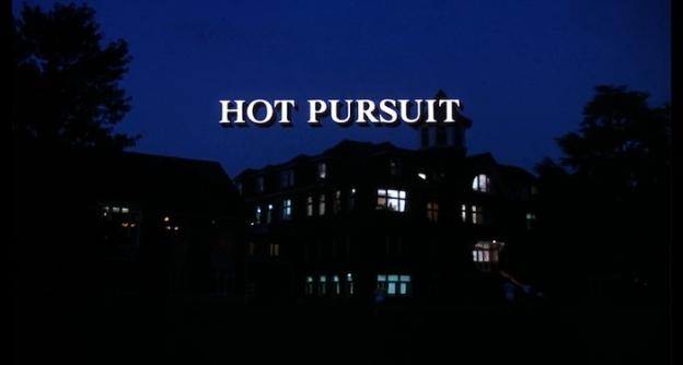 Hot Pursuit (1987) title screen