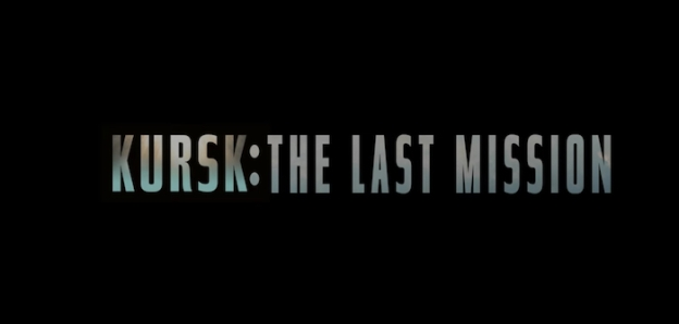 Kursk: The Last Mission title screen