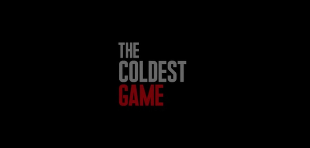 The Coldest Game title screen