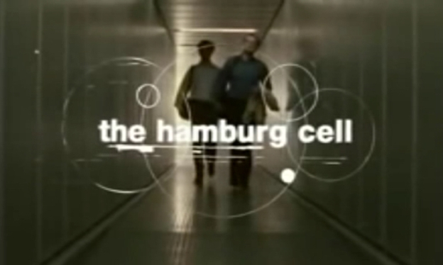 The Hamburg Cell title screen