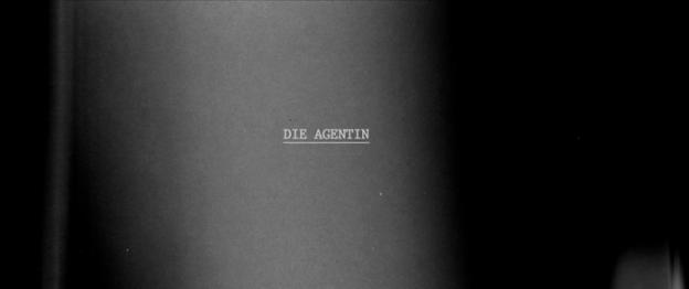 The Operative title screen