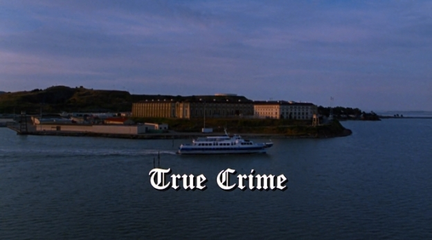 True Crime title screen