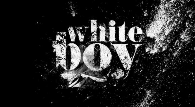 White Boy title screen